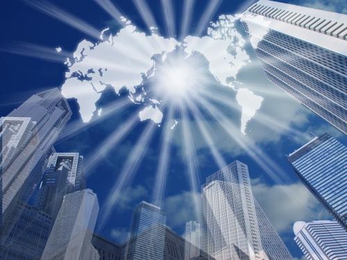 World Agencies - 海外事業のイメージ