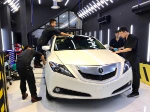 Car Detailing care - カーケア施工のイメージ